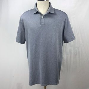 RLX Ralph Lauren gray heather polo shirt
